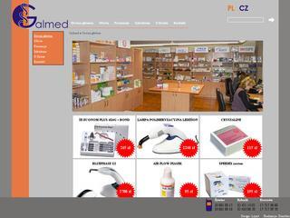Galmed - Kompleksowa Obsługa Podmiotów Medycznych - Sprzęt stomatologiczny