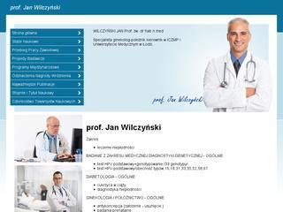 Jan Wilczyński - Ginekolog - Łódź
