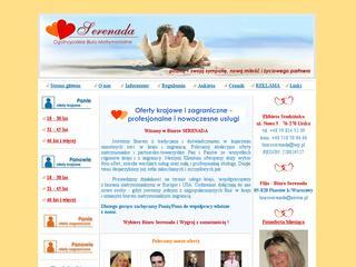 Biuro Matrymonialne SERENADA - Ogłoszenia matrymonialne