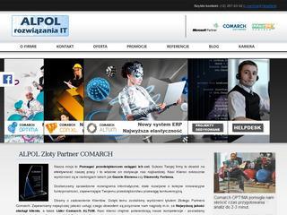 ALPOL rozwiązania IT - Comarch ALTUM - Kraków