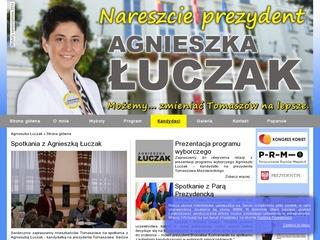 Agnieszka Łuczak - Oficjalna Strona